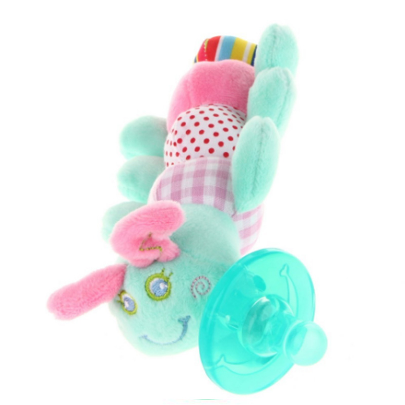 Stuffed e Plush Animais desenhos animados bonito infantil do Product Categories : Pacifier