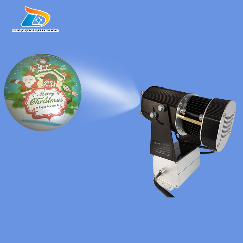 RoHS Approved LED Gobo Sign Projector on Buildings Indoor LED Advertising Sign Logo Projectors Professional Gobo