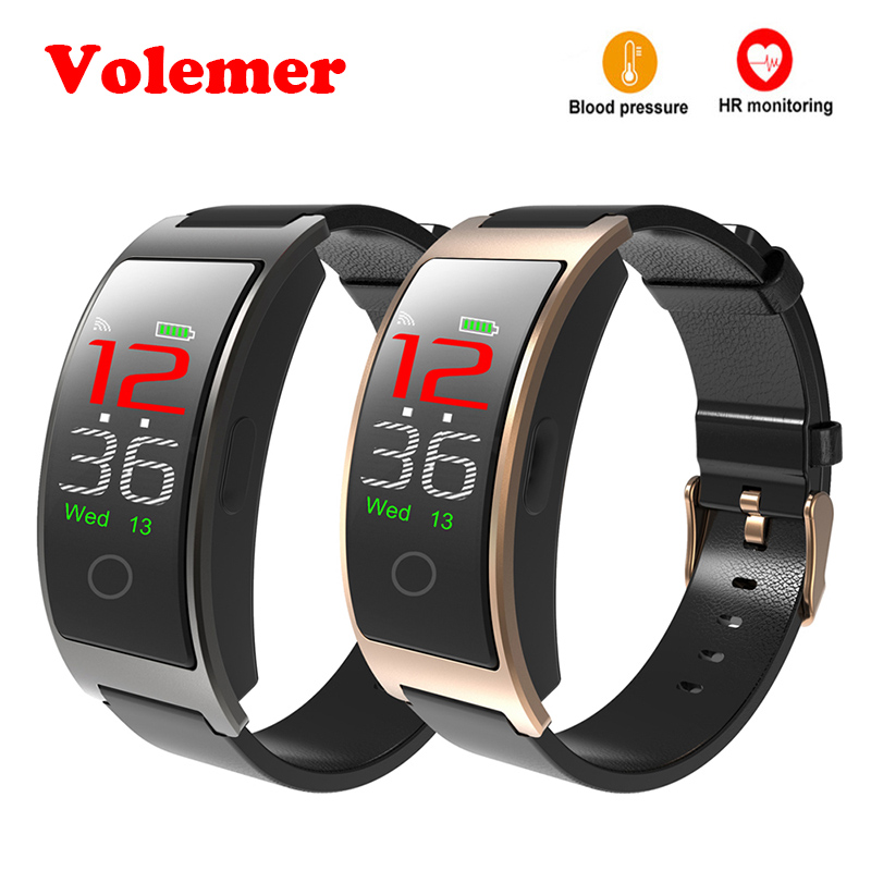 Volemer New CK11C 0.96 Color Screen Wristband Blood Pressure Oxygen Heart Rate Monitor Bracelet Sport Fitness Tracker smart band