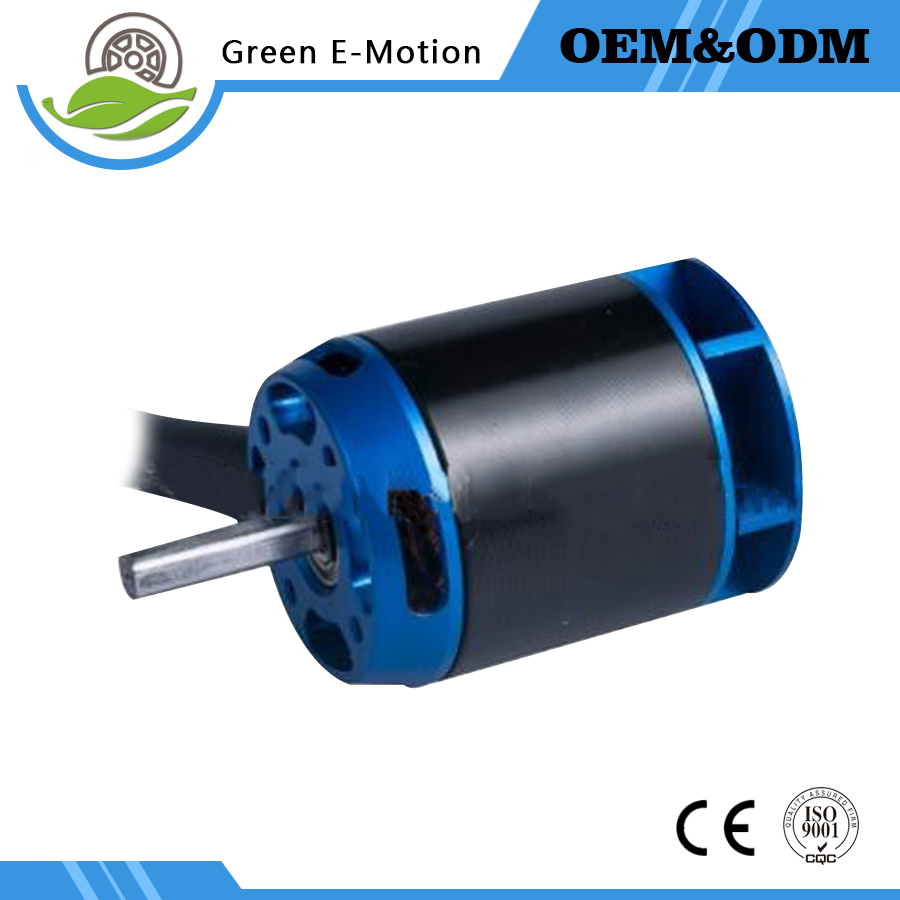 High speed remote control electric scooter brushless motor for Speed control electric motor