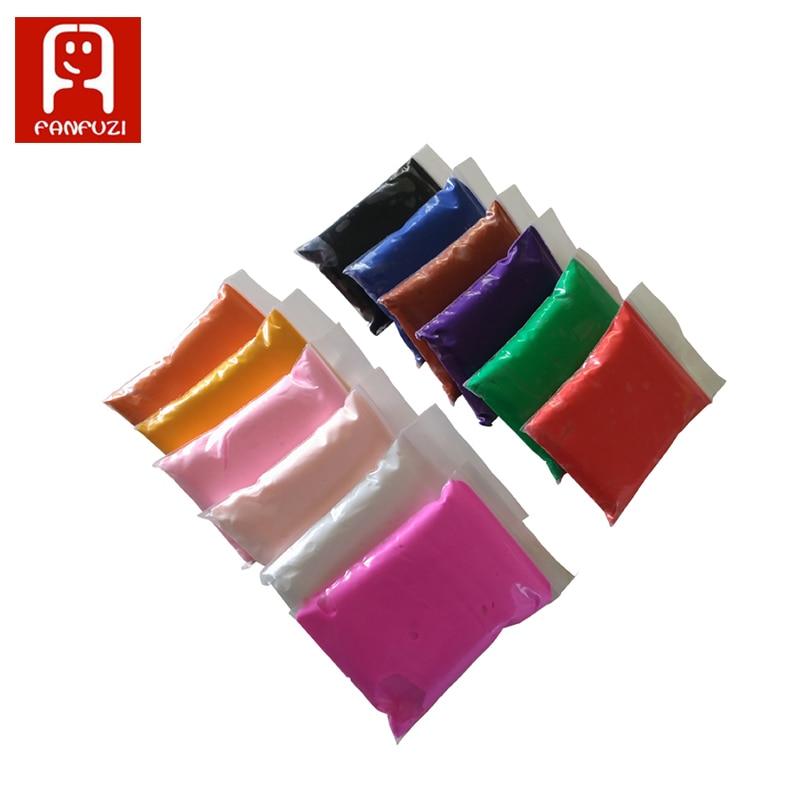 50g 12 warna Pemodelan tanah liat plastisin untuk mematung - Belajar dan pendidikan