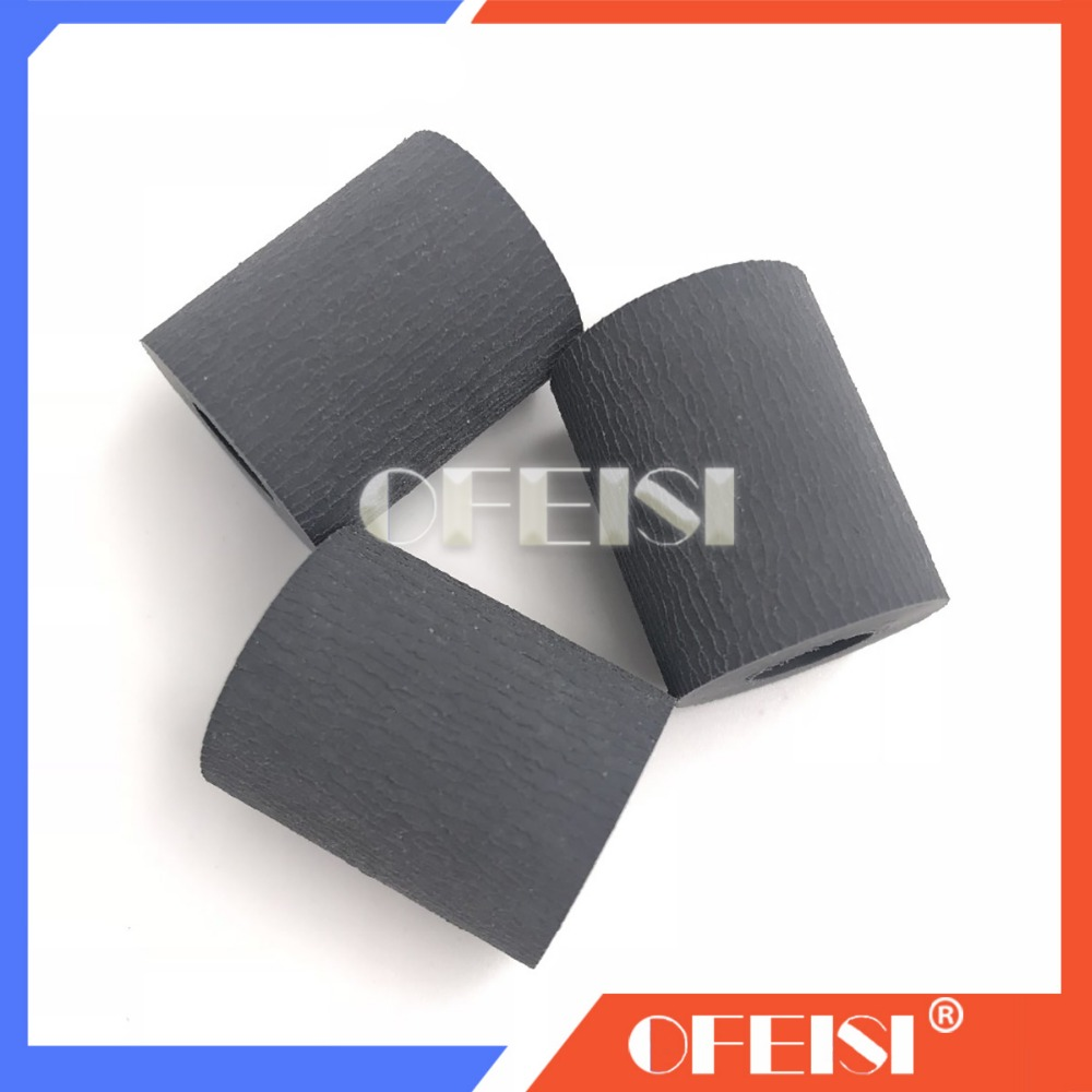 2BR06520 2F906240 2F906230 Paper Pickup Roller tire rubber for <font><b>Kyocera</b></font> FS1028 1035 1100 1120 <font><b>1128</b></font> 1300 1320 1370 2000 3900 4000 image