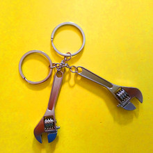 100 pc kluczem brelok maszyna do narzędzia Model regulowany klucz brelok do kluczy brelok brelok do kluczy brelok narzędzie breloki do kluczy tanie tanio Moda Breloczki Niebieski biały ocynk TRENDY SexeMara KYC2016070900423993Y3 Ze stopu cynku Metal Unisex Inne Key Chains
