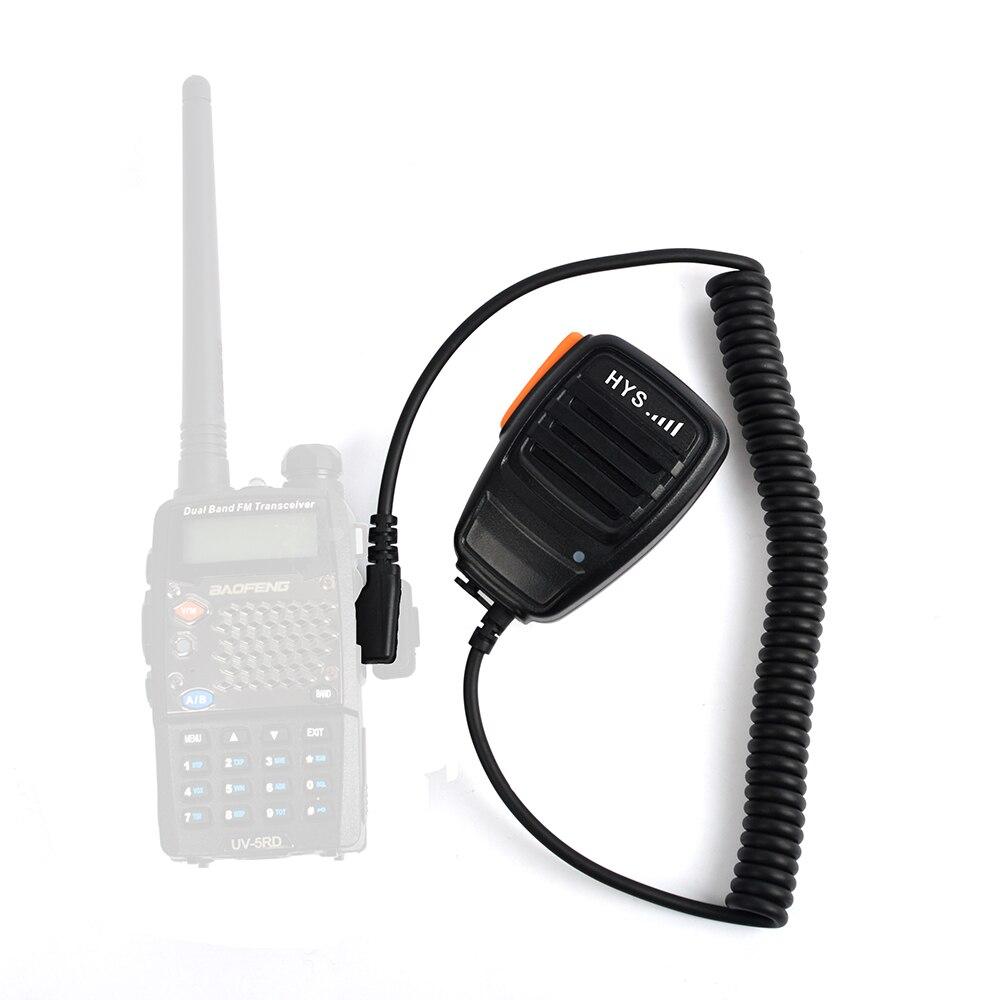 HYS brand new listing game machine double pinhole hand-held radio intercom multi-function hand-held telephone 5PCS