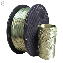 3D Printing Materials 1kg Silk Filament Pla 1.75mm Material Plastic Bronze Color 3d Pen Pinter Metal Copper