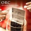 Envío Libre O. R. C. (Óptimo Rising Card) Accesorios magic trucos de magia apoyos mágicos