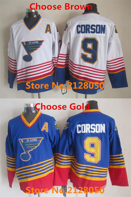 new styles cd74b 5f060 Men's Throwback #99 Wayne Gretzky Blues Jersey CCM St. Louis ...