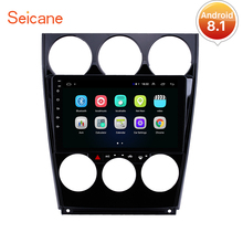 """Seicane 9"""" Android 8.1 Car GPS Navigation for Old Mazda 2004-2013 2014 2015 6 Support Steering Wheel Control OBD2 Carplay DVR"""