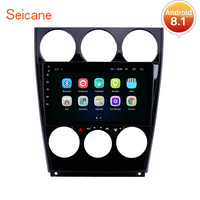 Seicane 9 Android 8.1 Car GPS Navigation for Old Mazda 2004 2013 2014 2015 6 Support Steering Wheel Control OBD2 Carplay DVR