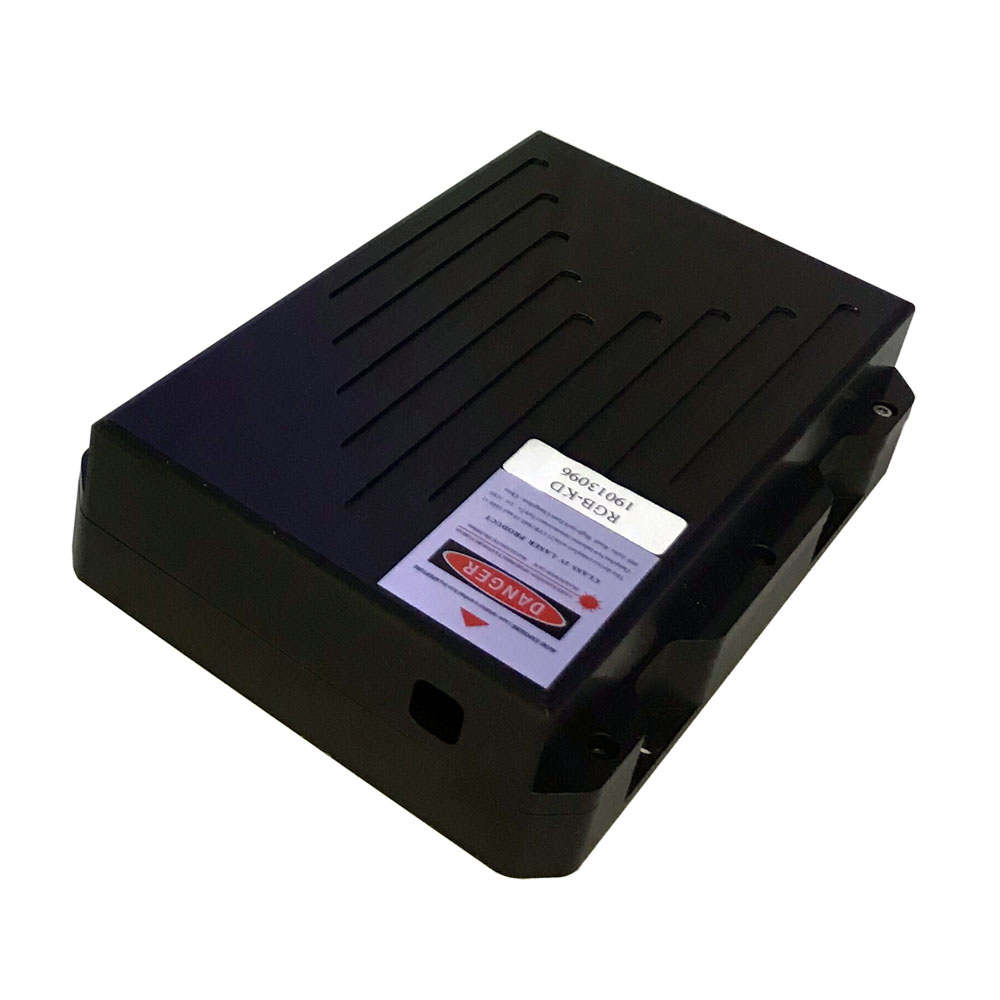 OEM 12W RGB <font><b>Laser</b></font> Module Multi-wavelength Red Green Blue DPSS <font><b>Laser</b></font> <font><b>Diode</b></font> High Power CW <font><b>Diodes</b></font> With Power Adapter Driver Board image