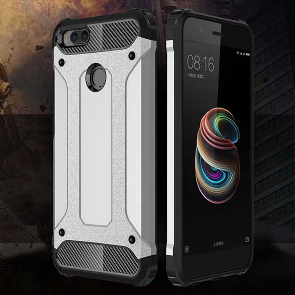 Shockproof <font><b>Armor</b></font> Coque Cover 5.5For <font><b>Xiaomi</b></font> <font><b>Mi</b></font> <font><b>A1</b></font> <font><b>Case</b></font> For <font><b>Xiaomi</b></font> <font><b>Mi</b></font> <font><b>A1</b></font> 5X Mi5X MiA1 Phone Back Coque Cover <font><b>Case</b></font> image