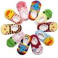 Meias de Algodão de Moda Bonito Dos Desenhos Animados do bebê Animal Boy Meias Doces cor Meninas Princesa Lace Malha Tornozelo Meias Meias Bebê 0-18 meses