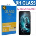 TOMORAL 9H 2.5D Nanometer Explosion-Proof Tempered Glass Screen Protector Guard Film For Lenovo A7010 K4 Note Vibe X3 Lite 5.5''