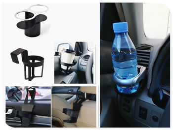 Auto parts multi-function carrier drink stand kettle cup coffee ashtray for BMW all series 1 2 3 4 5 6 7 X E F-series E46 E90 image