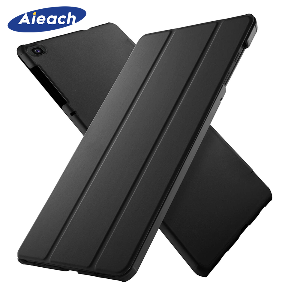 For Samsung Galaxy Tab S5E 2019 Case 10.5 Smart Slim Leather Magnetic Fold Stand Cover For Galaxy Tab S5E SM-T720 SM-T725 Funda