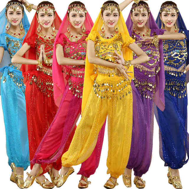 Pcs Setsy India Egypt Belly Dance Costumes Bollywood Costumes Indian Dress Bellydance Dress Womens Belly