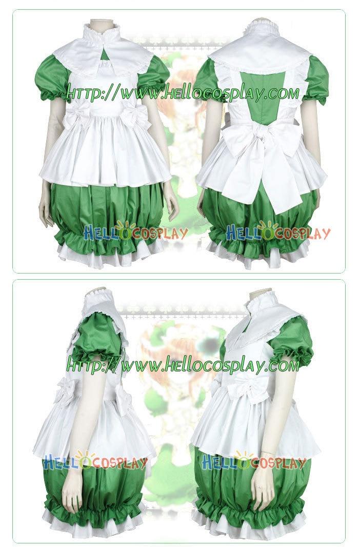 Shugo Chara Cosplay Costume H008 shugo chara 2