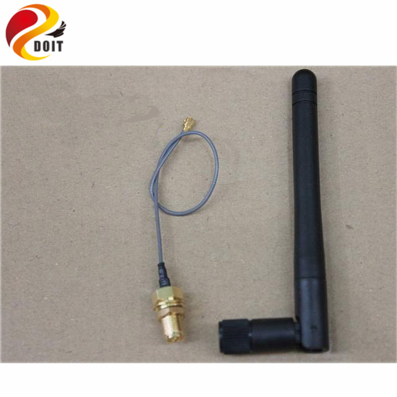 Omni Directional Antenna WIFI Module with IPEX SMA Connector Female External Antenna SMA Male Head Antenna 24 G Wireless Cable verifone vx610 omni 5600