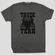 c688f10b253 Truck Yeah T Shirt Mother Trucker Tee Shirts Redneck Eighteen Wheeler Hat  80s Graphic Mudflap Girls