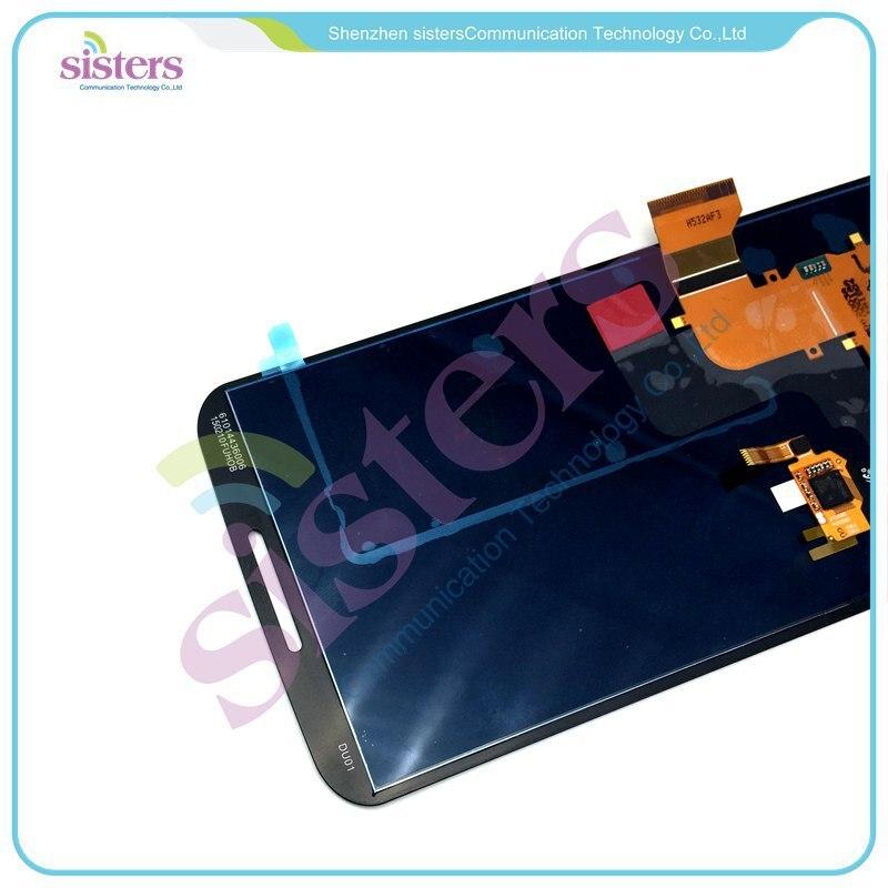 MOTO0109 LCD Display Touch Screen Panel Digitizer Full Assembly Replacement Repair Parts For Motorola Google Nexus 6 XT1100 XT1103 (6)
