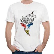Custom Tees  O-Neck Short Homme Graphic Biffy Clyroimon Neil Ben Johnston New Style Tee Shirt For Men