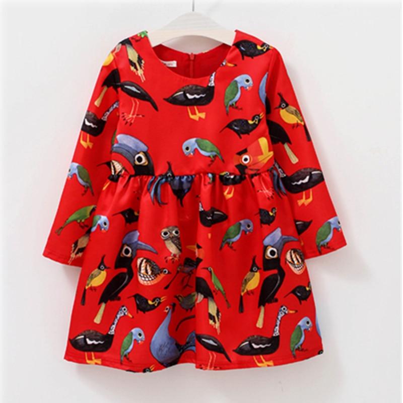 Աղջիկները հագնում են կարմիր - Մանկական հագուստ