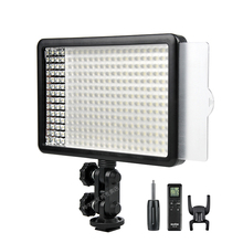 Новый светодиодный светильник Godox 308C двухцветный с регулируемой яркостью 5500K/3300k светодиодный светильник для видеостудии Профессиональный светильник для видеосъемки с пультом дистанционного управления