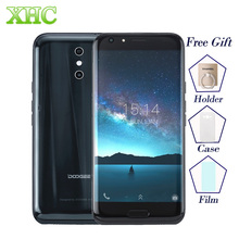 5,5 zoll DOOGEE BL5000 LTE Handys 5050 mAh 8MP + 13MP Kameras MTK6750T Octa-core 4 GB + 64 GB Android 7.0 OTG Dual SIM Smartphone