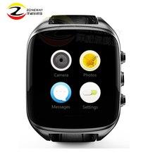 2pcsX01S Smart watch Dual Core Android 5.1 1.54 inch 3G Smartwatch Phone MTK6572 1.3GHz Waterproof GPS Gravity Pedometer PK DM98