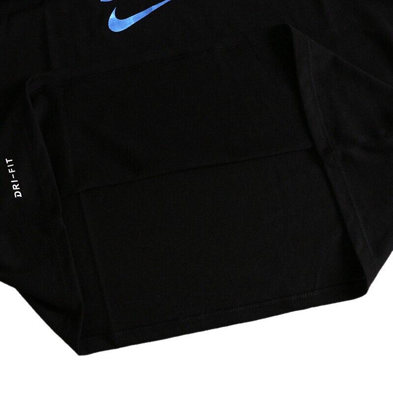 e7098b6b Original New Arrival 2018 NIKE DRY TEE SUMMER JOB Men's T shirts short  sleeve Sportswear-in Running T-Shirts from Sports & Entertainment on  Aliexpress.com ...