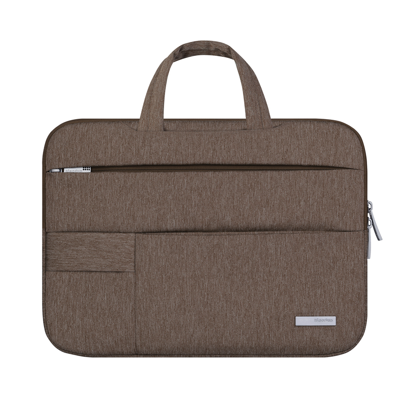 Image 4 - 13 14 15.6 Man Felt Shoulder Handbag Notebook Laptop Sleeve Bag Pouch Case For Xiaomi Acer Dell HP Asus Lenovo Macbook Pro Air-in Laptop Bags & Cases from Computer & Office