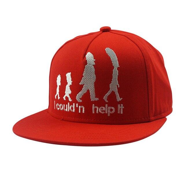 Comercio al por mayor plana hip pop gorras deportivas moda personalizada en  blanco plana ala 5 a2c2ac47980