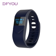 Wristband Bracelet OLED Smart Wristband Heart Rate Monitor Sport band Smartband Bracelet for IOS Android Fitness Tracker Me
