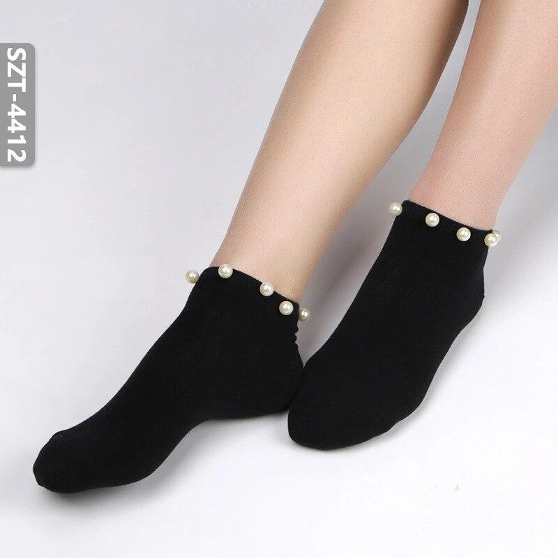Lace Mesh silk Fishnet Socks 2