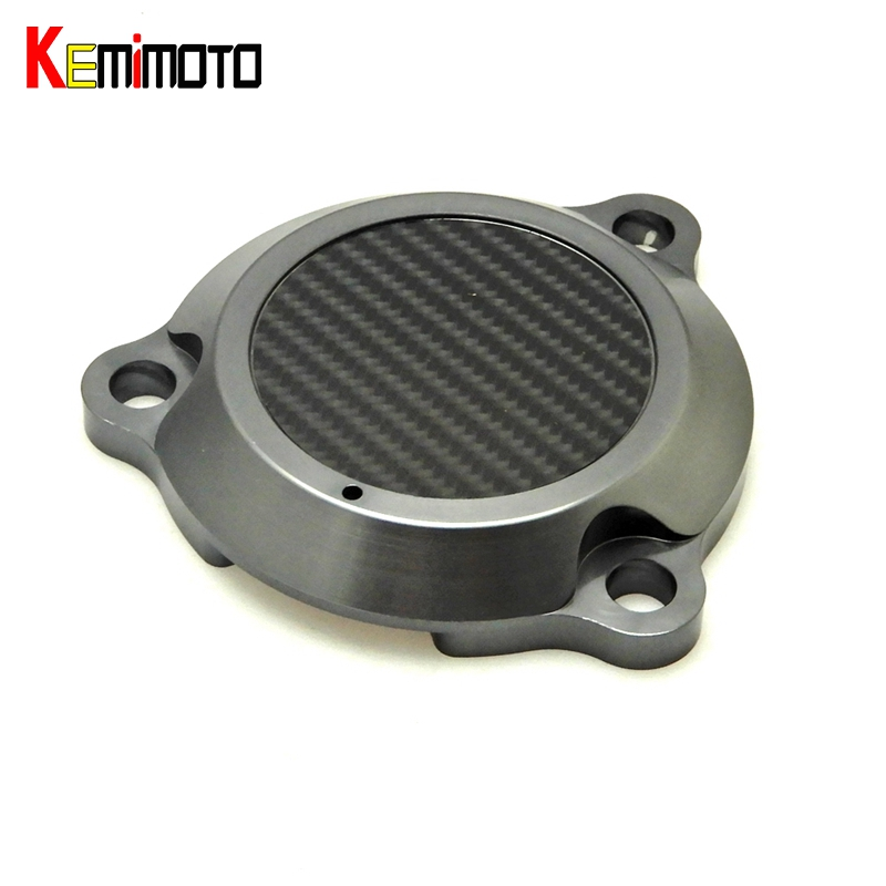KEMiMOTO For Yamaha TMax 530 Moto CNC Aluminum Frame Hole Cover Front Drive Shaft Cover Guard For Yamaha Tmax530 2012-2018