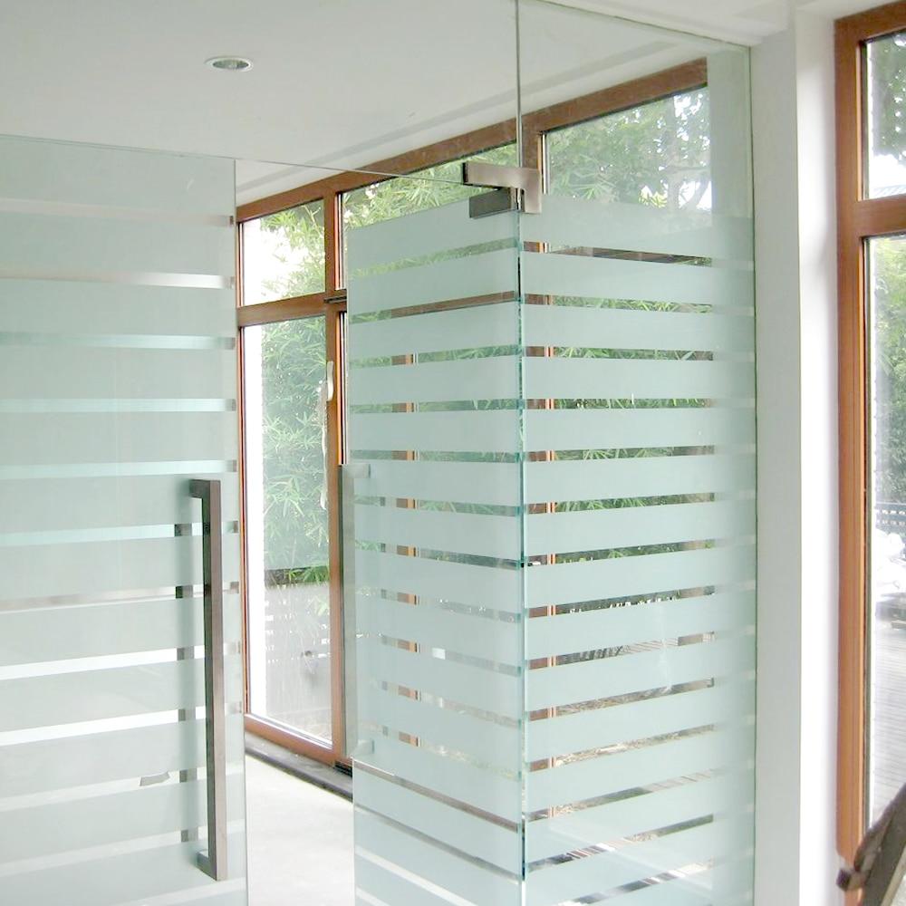 45 <font><b>x</b></font> 200cm Waterproof <font><b>No</b></font> <font><b>Glue</b></font> <font><b>Static</b></font> <font><b>Cling</b></font> Decorative Privacy Home Window Glass Cabinet Door Film Stickers