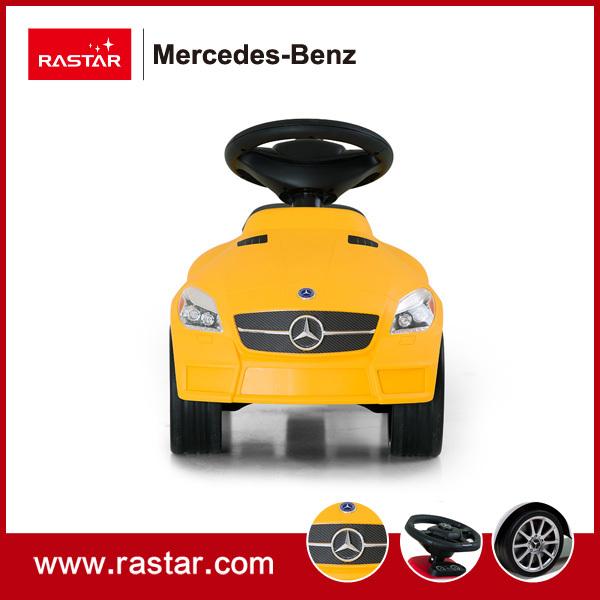 Rastar licensed car Mercedes Benz SLK 55 AMG Foot to Floor 82300 kids Christmas