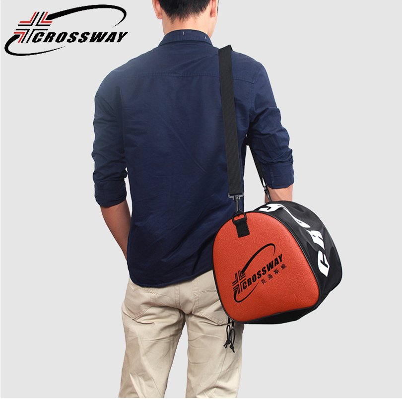 CROSSWAY Basketball soccer ball bag training shoulder bag sports shoes backpack volleyball backpack basketball accessories 0067