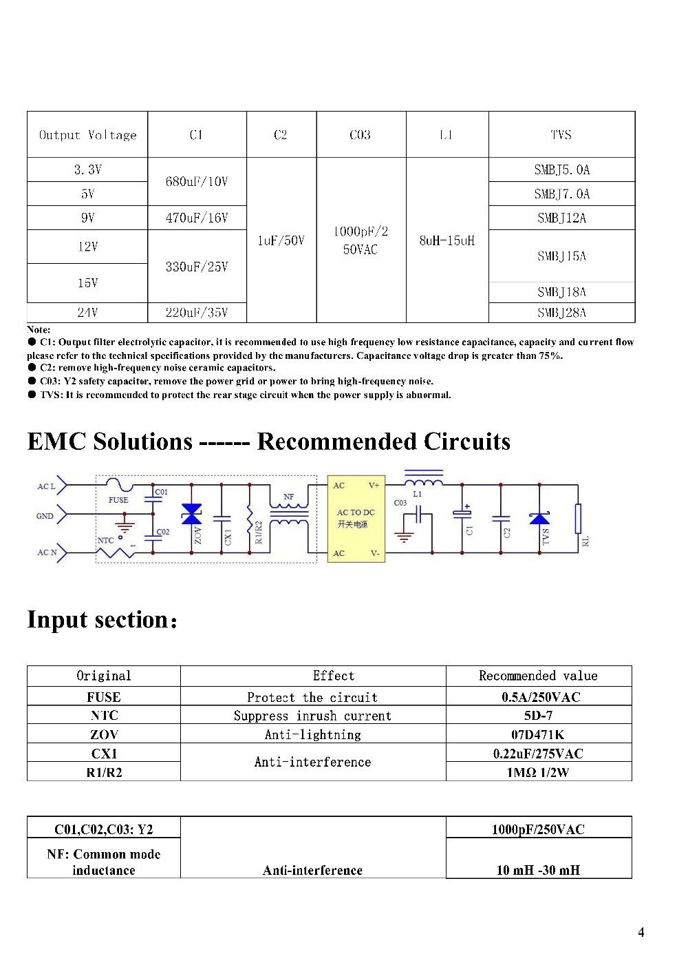 Utini SANMIN AC220V to DC3.3V 800MA 3W Power Supply Isolated Switching Power Supply Module 220V to 9V Bare Board PLB03BC3.3V Output Voltage: PLA03BC3.3V