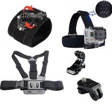 Accessories Head Strap Chest Harness Wrist Strap For Sony Action Camera AS15 AS20 AS200V AS30V AS100V AZ1 mini FDR-X1000V/W 4 k