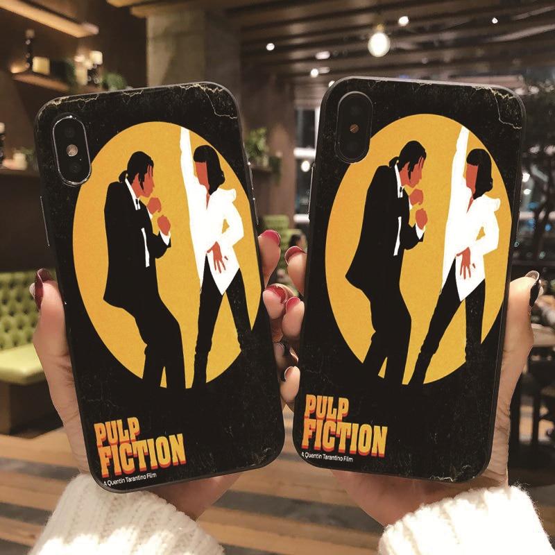Pulp Fiction Phonecase 1