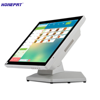 High Quality 15inch Cash Pos Machine With Touch Screen Register All In One Pos Point Of Sale With WIFI Interface