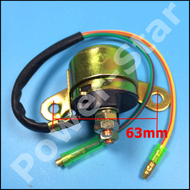 Starter Relay Solenoid For Polaris Xpedition 250 325 300 400 425 ATV ...