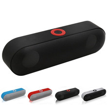 Fashion Mini Bluetooth Speaker Portable Wireless MP3 Music Player Sound System 3D Stereo Music Surround Support TF Card AUX ect