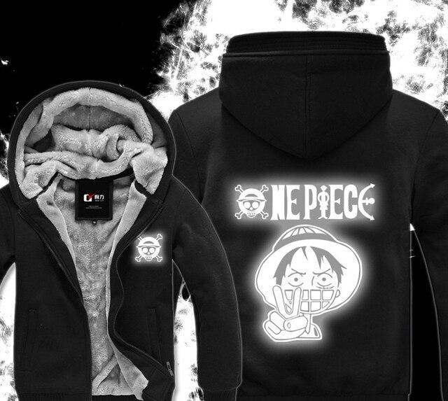 Черный Белый Световой Флуоресценции Зима Капюшоном Толстовка Мужчины Случайный Мужчина Куртки С Капюшоном Плащ Платок Мужчины Теплой Тканью