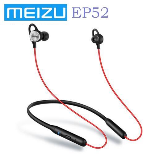 Original Meizu EP52 Earphone Wireless Bluetooth 4.1 Stereo Headset Waterproof IPX5 Sports Earphone With MIC Supporting Apt X-in Bluetooth Earphones & Headphones from Consumer Electronics    1
