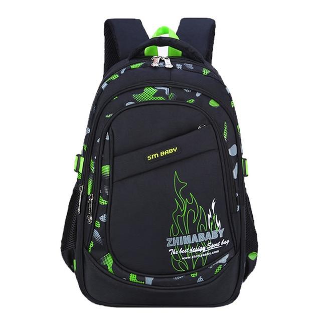 Waterproof boys Schoolbag kids baby bag backpacks children Fashion Primary Student Orthopedic bookbag Casual travel bag Satchel