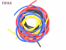FIFAN 1M 4mm Universal Vacuum Silicone Hose Tube