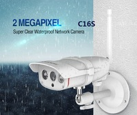 New Arrival Vstarcam C16S HD 1080P Wifi IP Camera Waterproof IP67 Outdoor Wireless 2mp IP Camera