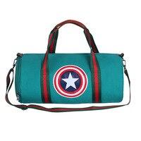 Men S Outdoors Handbag US Captain Travel Bag Large Capacity Shoulder Fitness Sports Bag Women S